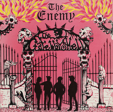 Enemy (The): The gateway to hell LP
